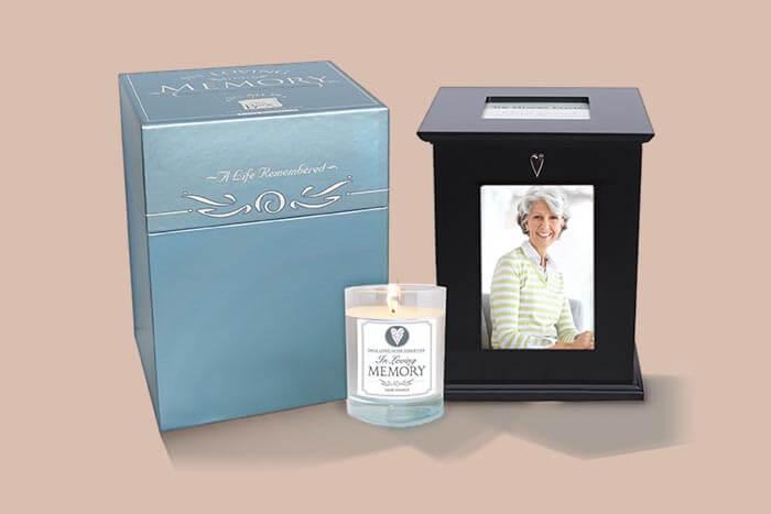 In Loving Memory Box